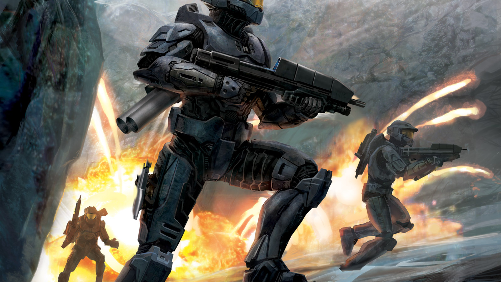 Free Download Master Chief Halo 3 Wallpaper Master Chief Wallpaper