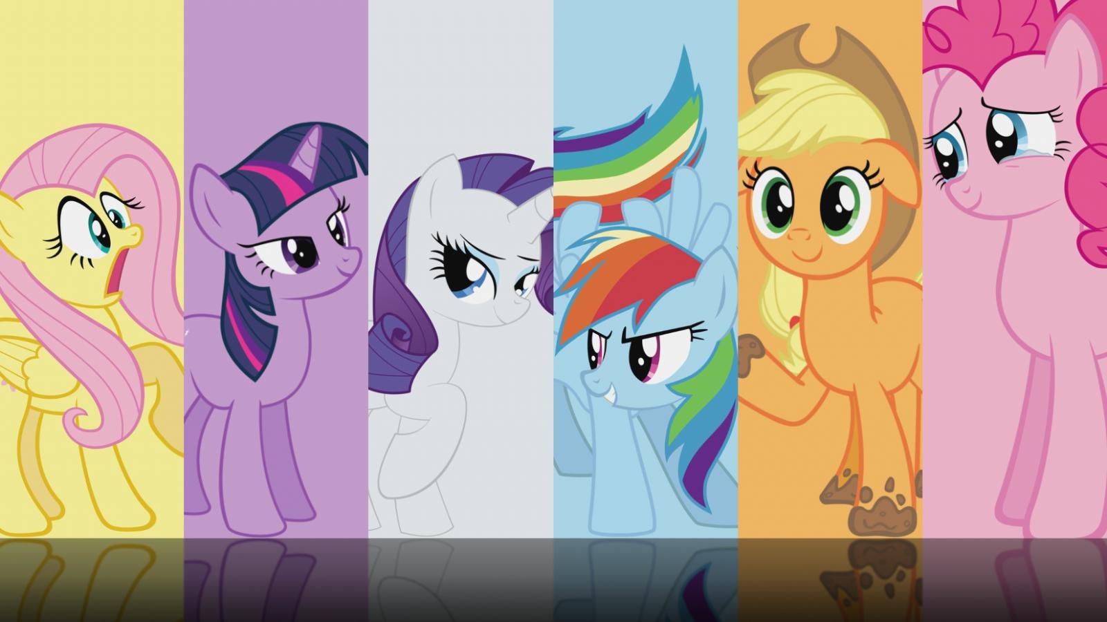 Free Download My Little Pony Wallpaper By Syljon On Deviantart