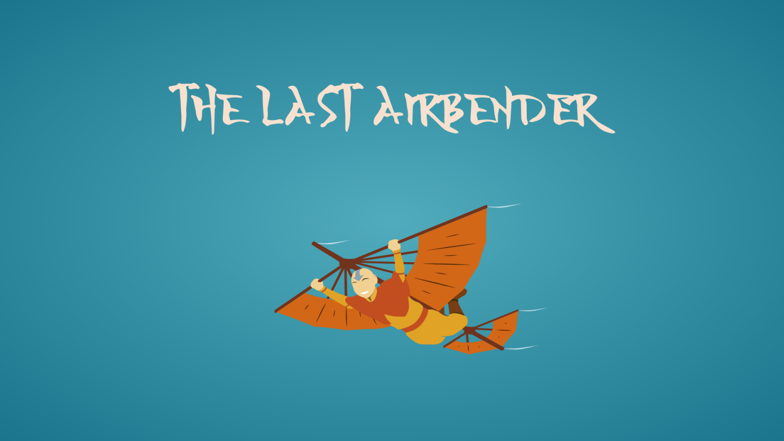 Free Download Humans Cant Fly Atla Wallpaper