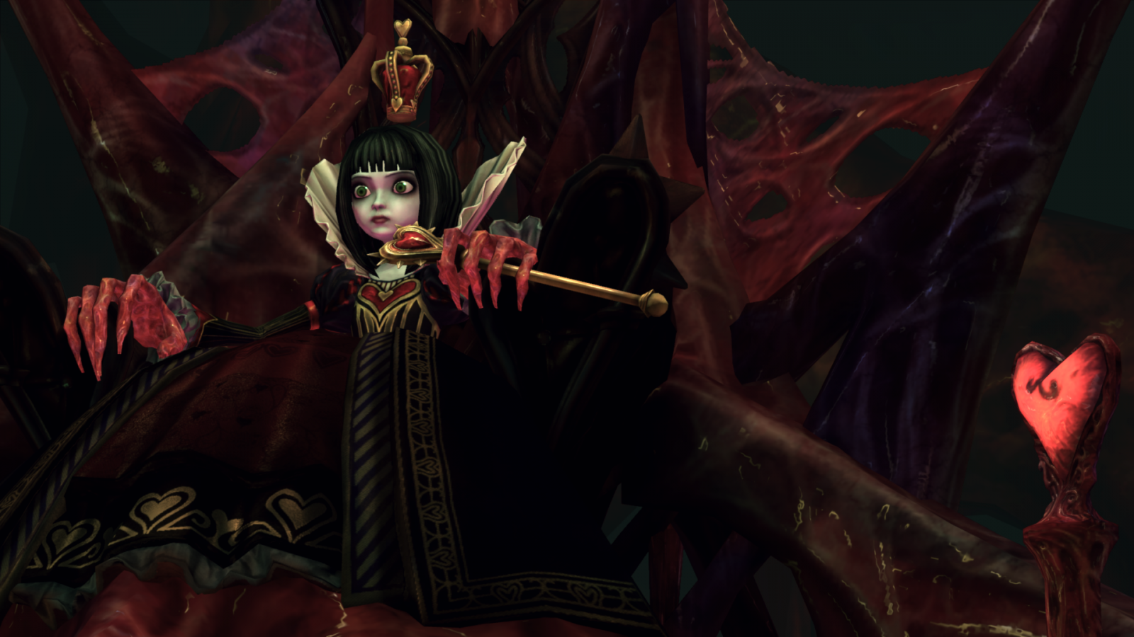 Free Download Alice Madness Returns 1080p Wallpaper 34 Red Queen
