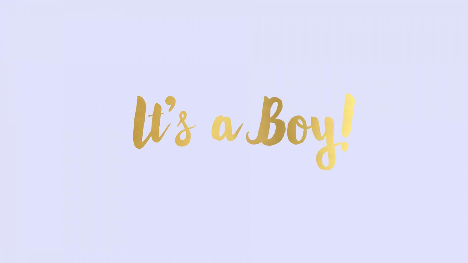 Free Download Its A Girl Boy Wallpaper Download 1920x1080