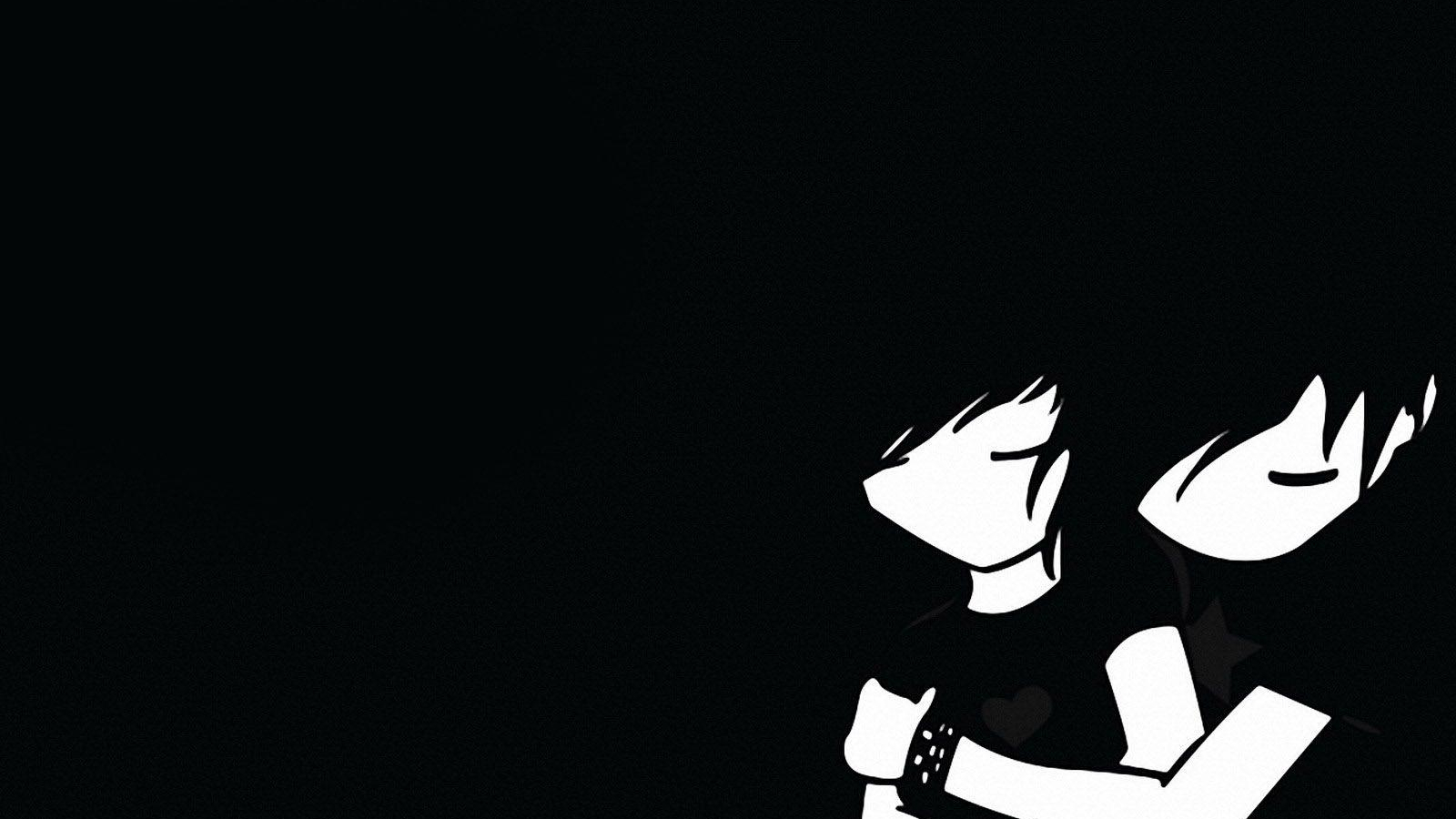 Free Download Emo Anime Wallpapers 1600x1200 For Your Desktop