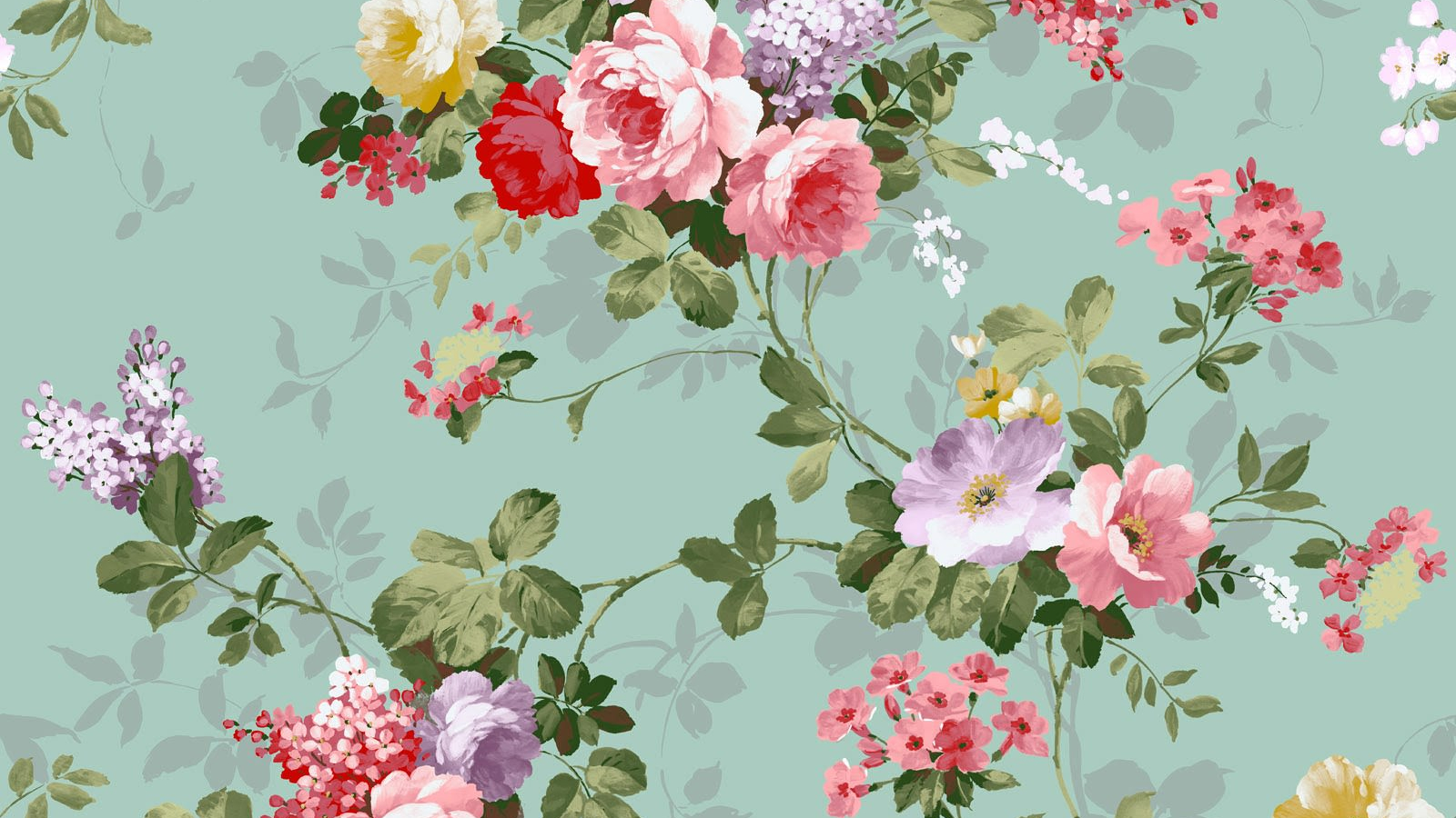 Free Download Antique Vintage Rose Flower Wallpaper 1600x1200