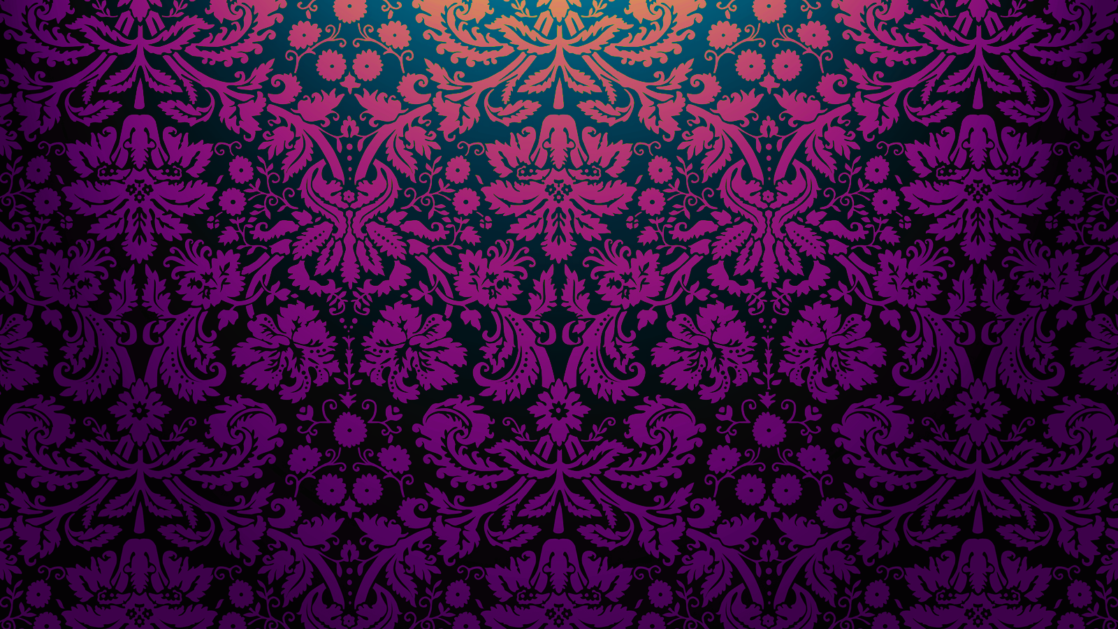 Free Download Pink Gold Pink Gold Damask Wallpaper 1600x1100 For