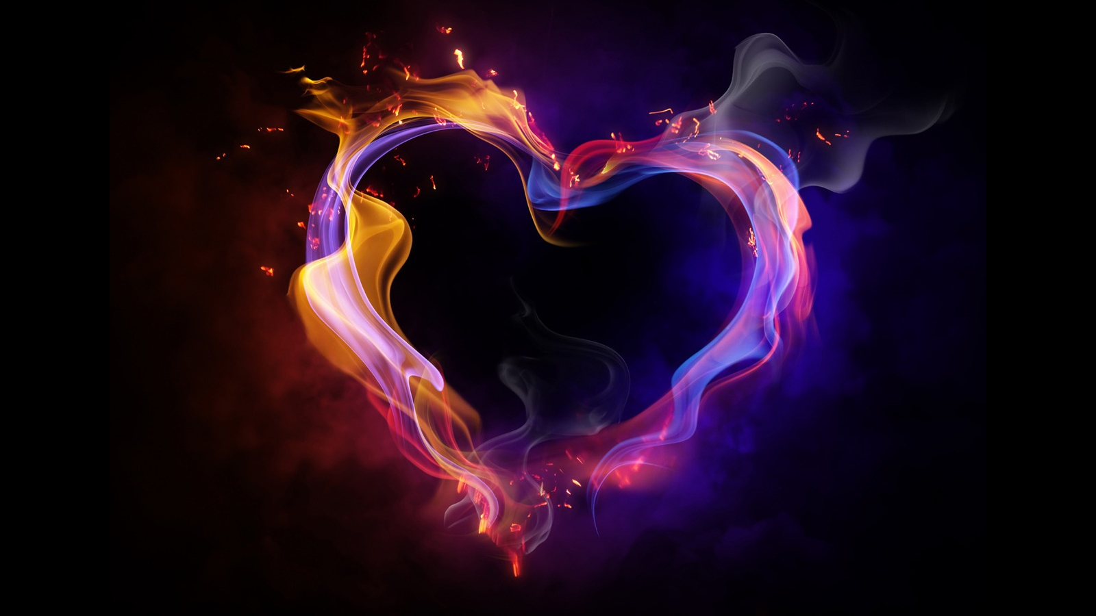 Free Download Nickname Fire Heart Love Hd Wallpaper 1080p Resolotion 1600px 1600x1200 For Your Desktop Mobile Tablet Explore 42 Hd Wallpaper Love Couple 1920x1080 Romantic Love Couple Hd Wallpapers