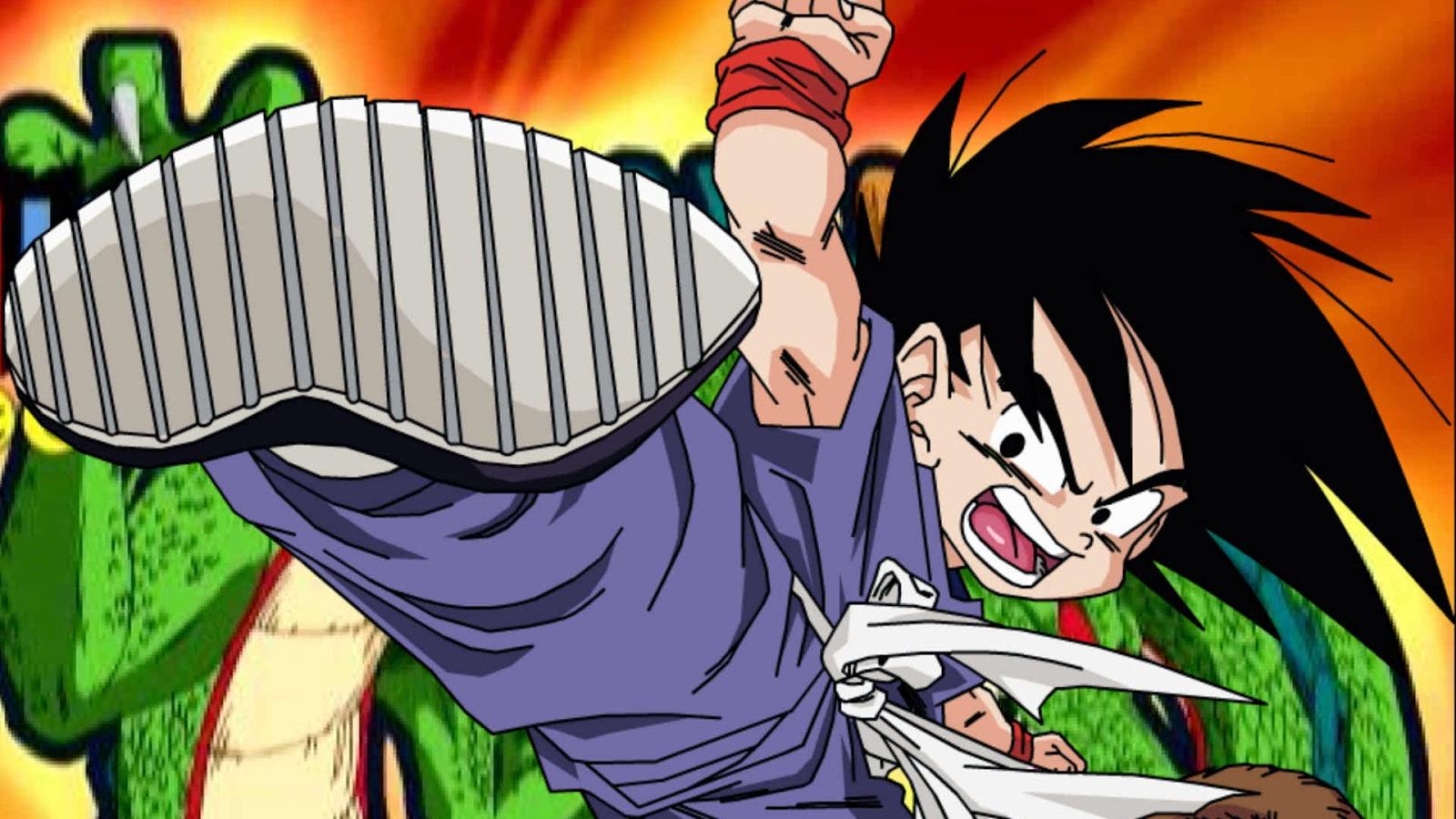 Free Download Dragon Ball Kid Goku Wallpaper Hd O Wallpaper