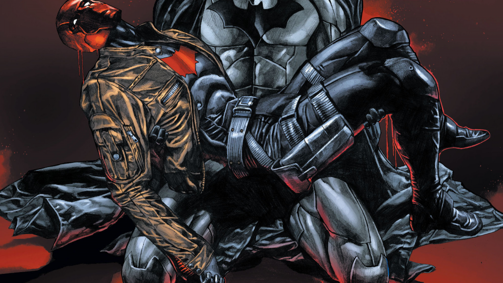 Free Download Red Hood And The Outlaws Computer Wallpapers Desktop
