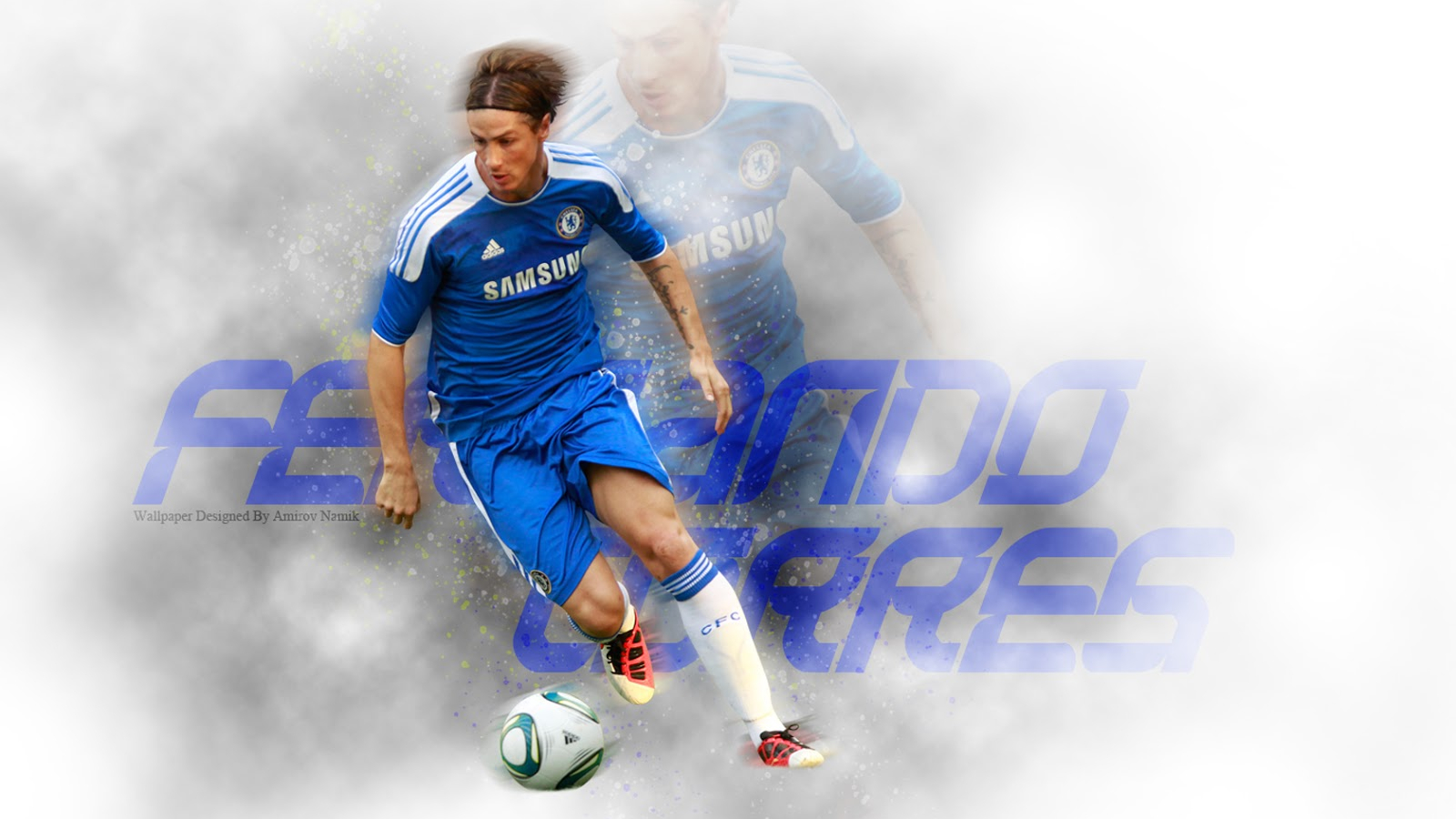 fernando torres wallpaper - HD 1600×900