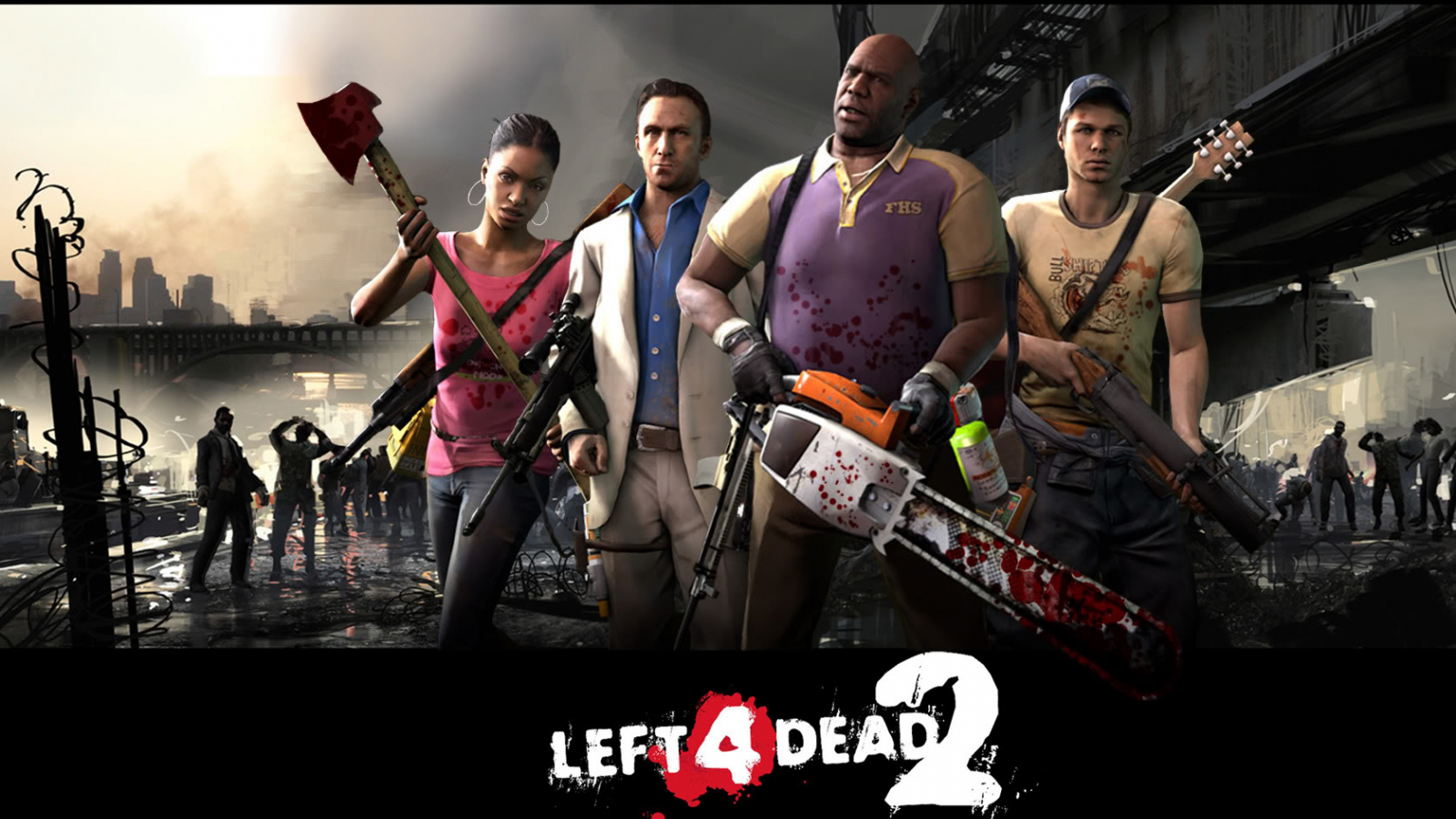 Free Download Pics Photos Left 4 Dead 2 L4d2 Wallpaper 1680x1050