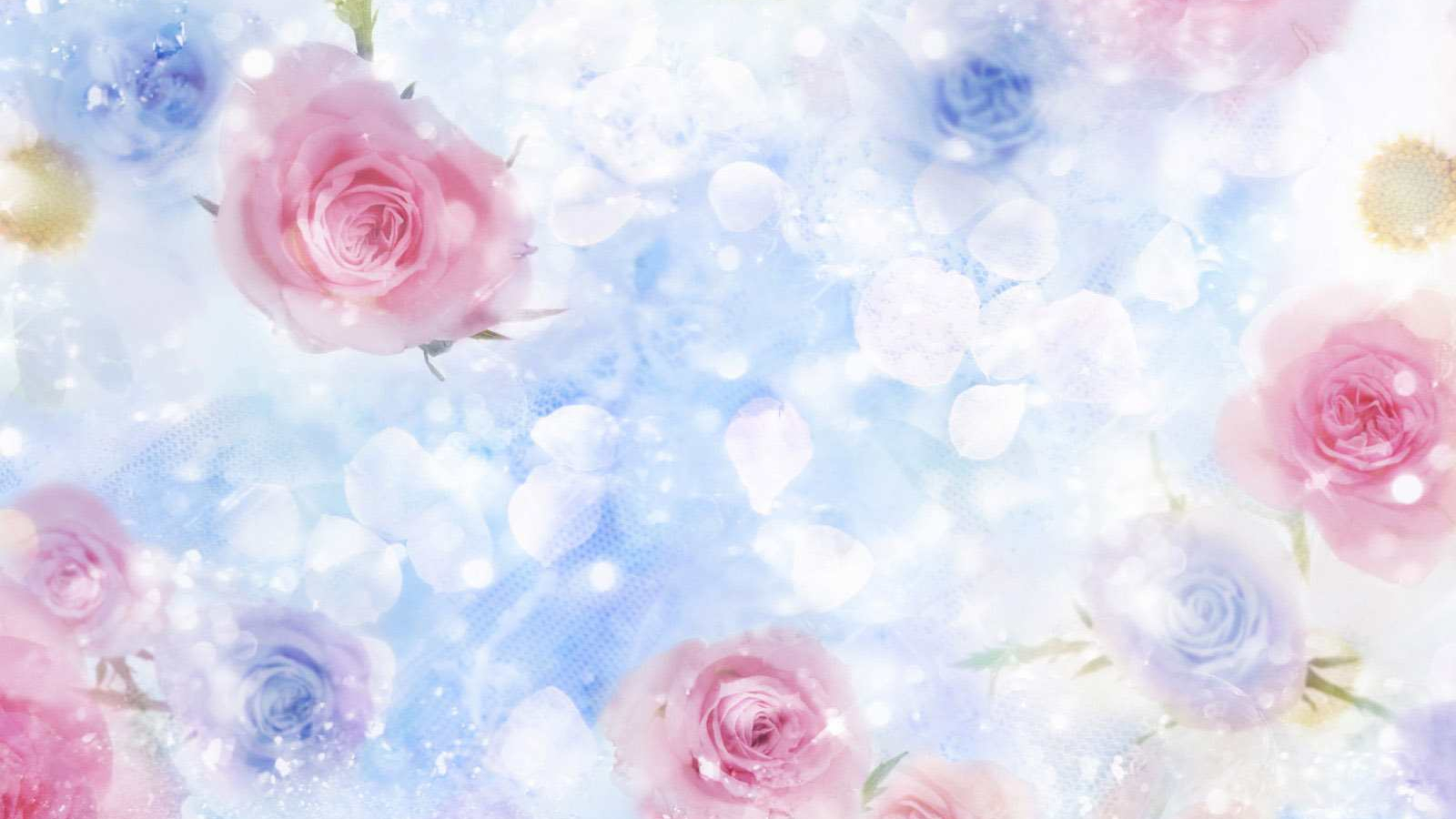 Free Download Beautiful Flowers Background 1600x1200 Wallpapers