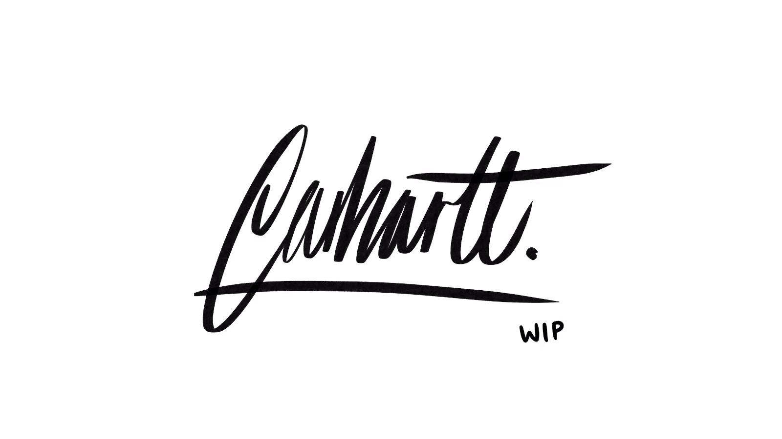 premium selection united states order Free download Carhartt WIP by Charles Patterson on Dribbble ...