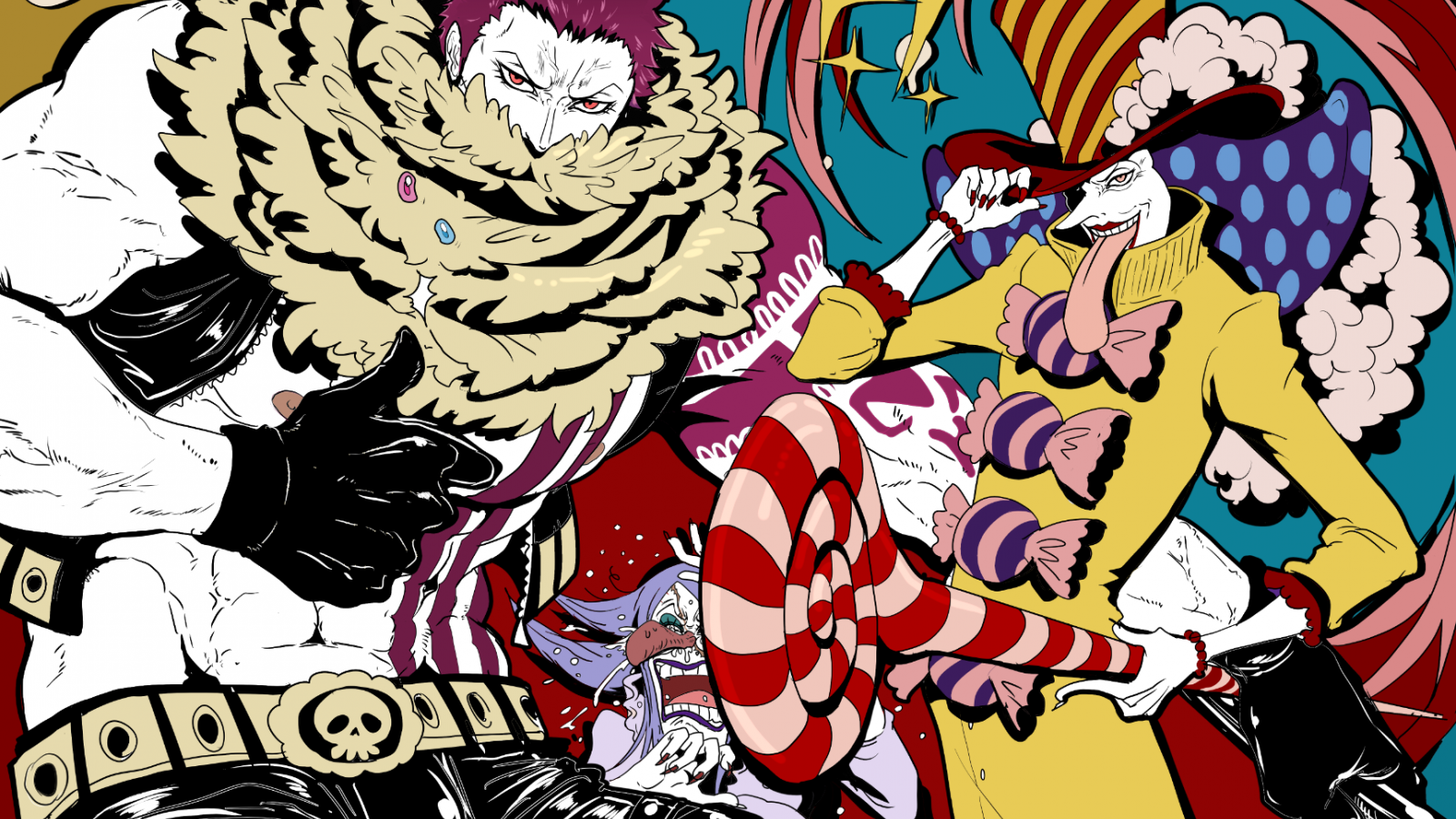 Free Download Charlotte Katakuri One Piece Zerochan Anime Image Board 1723x1289 For Your Desktop Mobile Tablet Explore 95 Charlotte Katakuri Wallpapers Charlotte Katakuri Wallpapers Charlotte Background Unc Charlotte Wallpaper