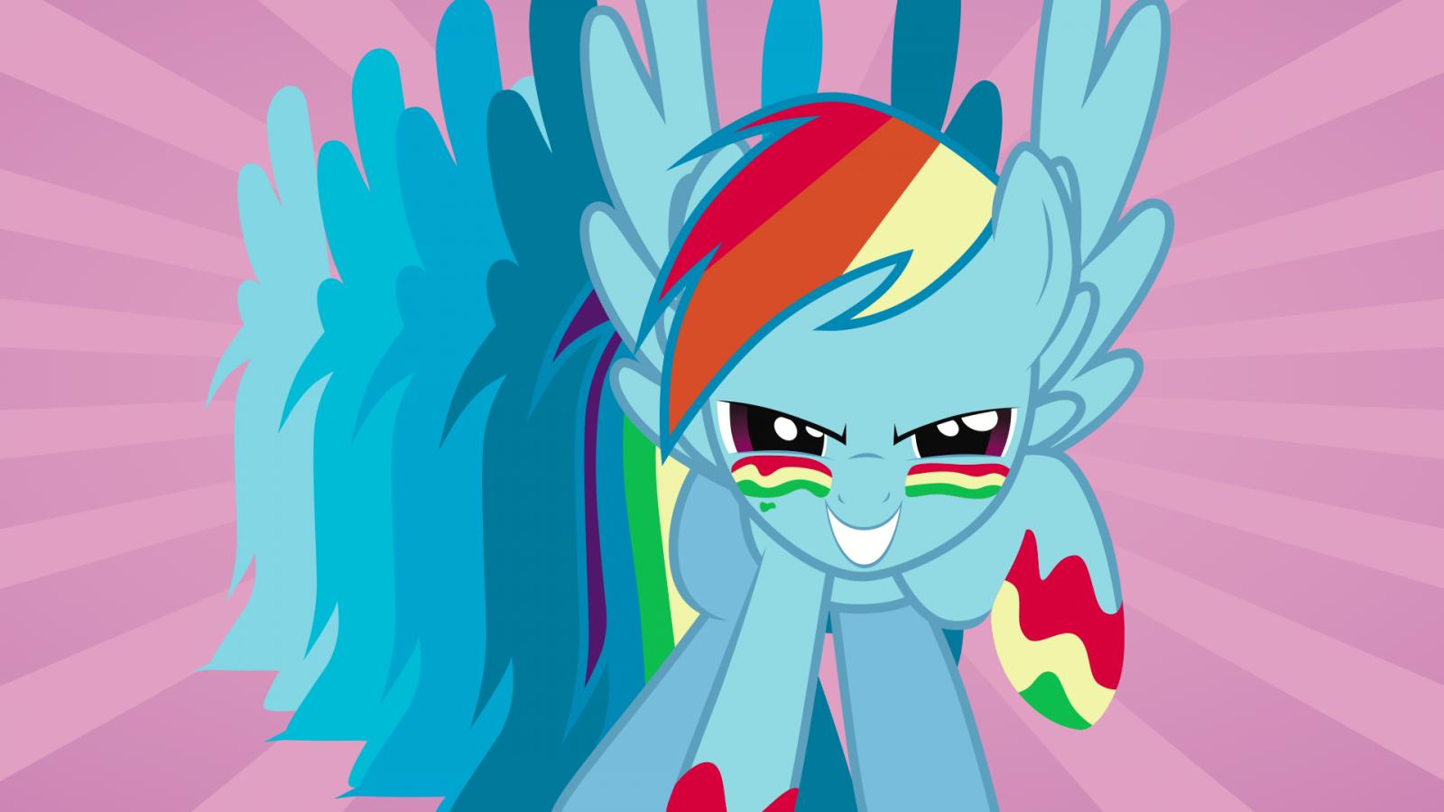 Free Download My Little Pony Rainbow Dash Wallpaper 1920x1080