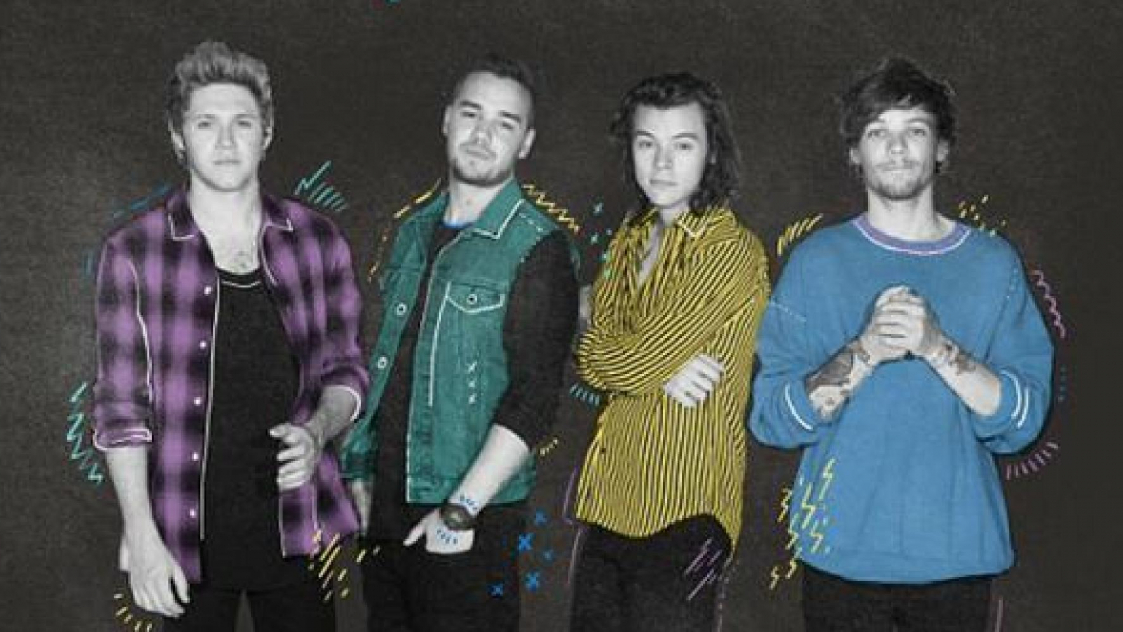 Free Download One Direction Release First Official Poster Without