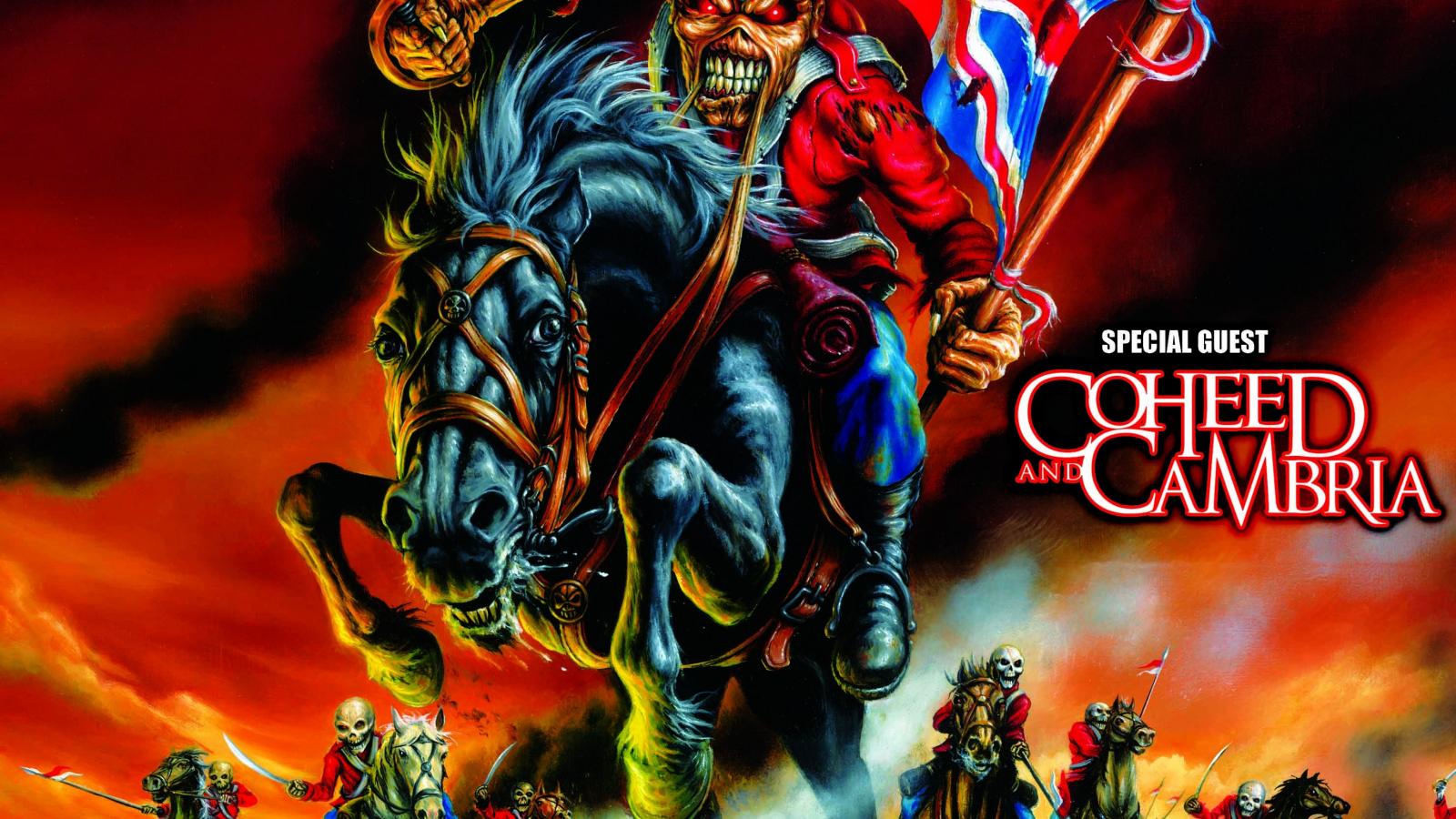 Free Download Iron Maiden Computer Wallpapers Desktop Backgrounds