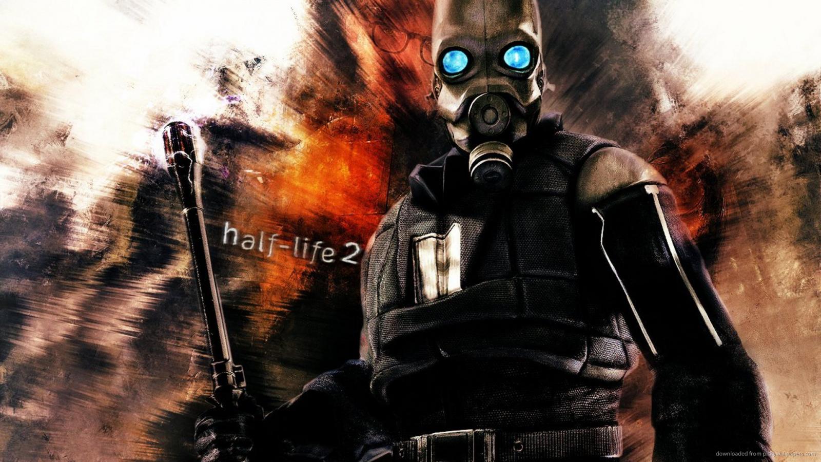 Free Download Download 1920x1080 Half Life 2 Combine Art Wallpaper