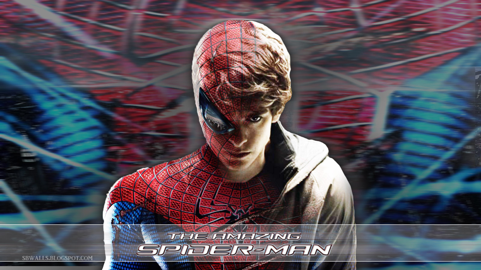 Free Download Amazing Spiderman Movie Wallpaper Spider Man
