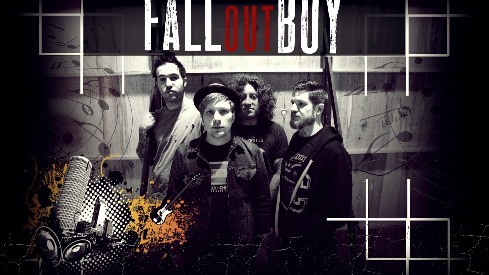 Free Download Fall Out Boy Obsession Fall Out Boy Wallpapers Fob