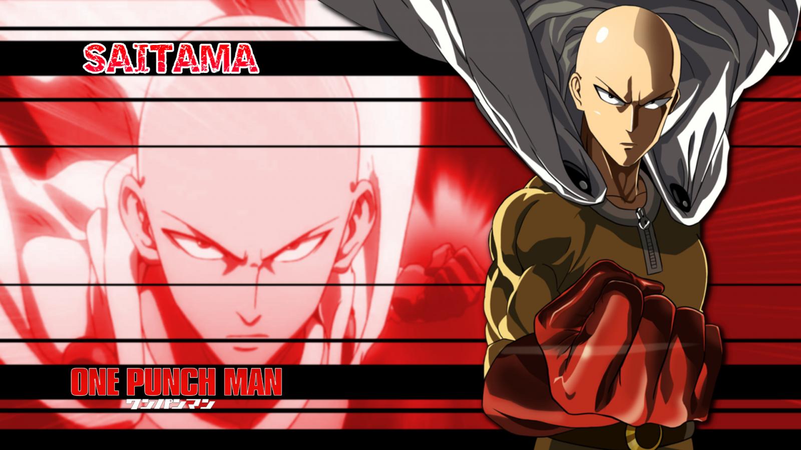 Free Download One Punch Man Saitama Wallpaper6 1920x1080 For