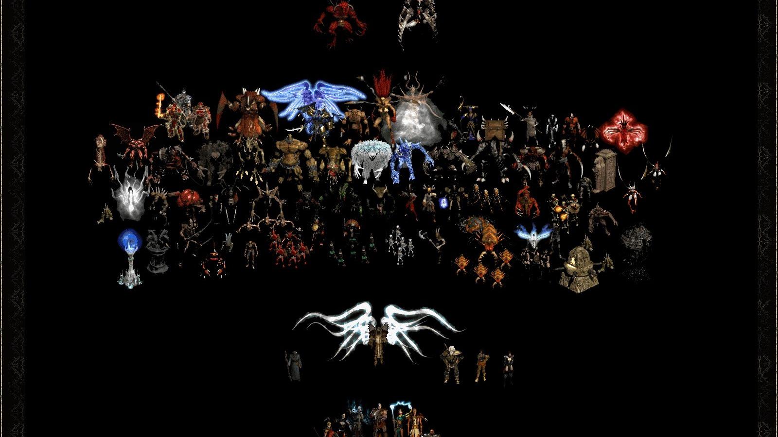 Free Download Diablo 2 Lord Of Destruction Wallpapers Diablo Ii