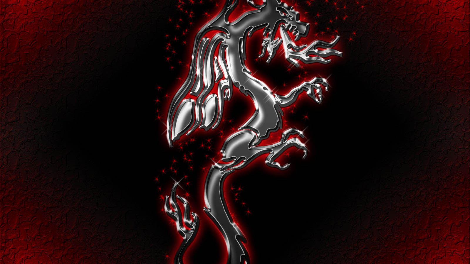 картинка красного дракона на черном фоне доме доктора этот