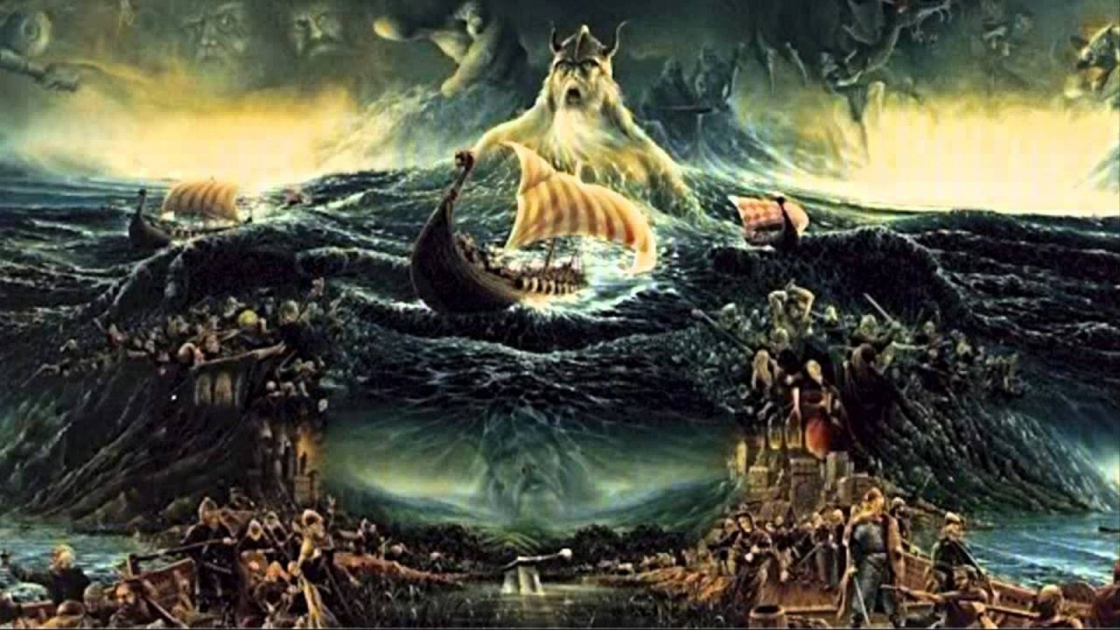 Free Download 65 Norse Mythology Wallpapers On Wallpaperplay 1920x1080 For Your Desktop Mobile Tablet Explore 49 Mythology Backgrounds Mythology Backgrounds Mythology Wallpaper Greek Mythology Wallpaper