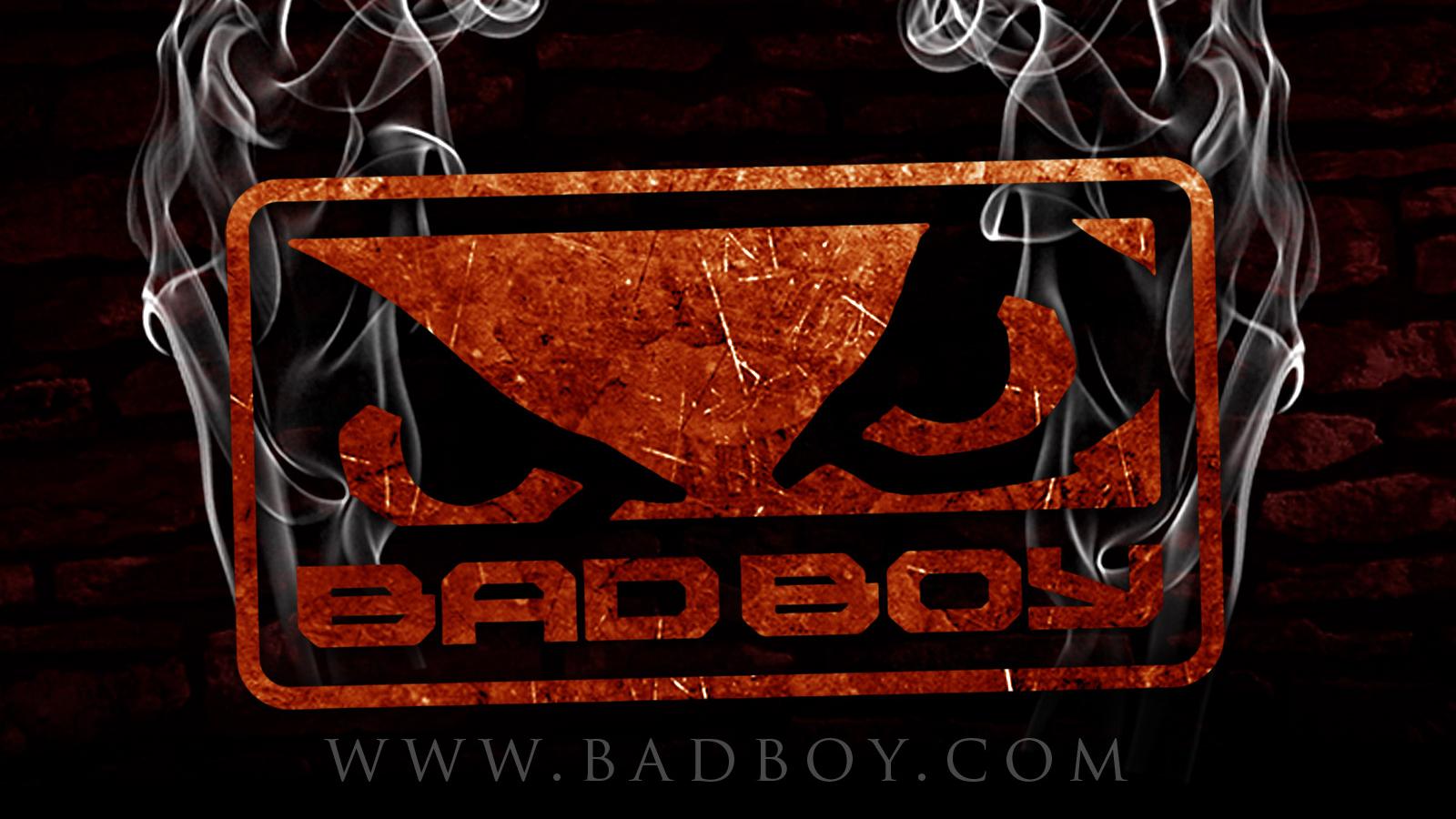 Free download Bad Boys Logo Here is bad boy mma wallpaper