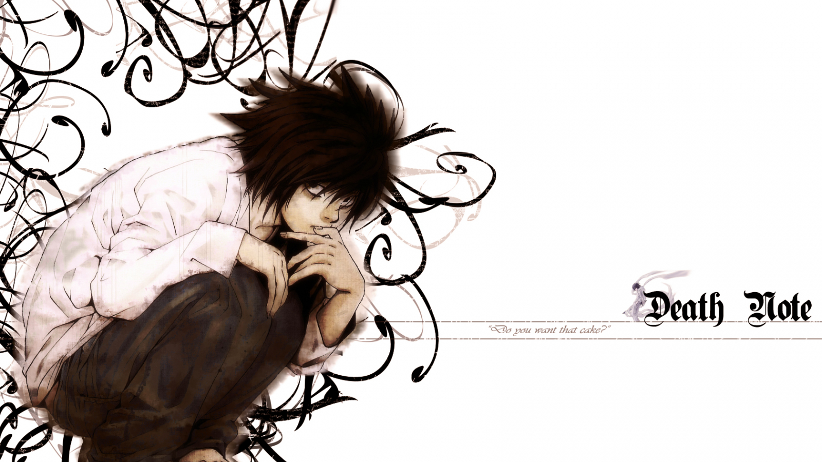 Free Download Deathnote L Page 6 1680x1050 For Your Desktop