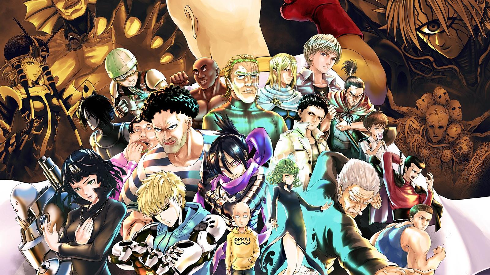 Free Download 76 Tatsumaki One Punch Man Hd Wallpapers Background