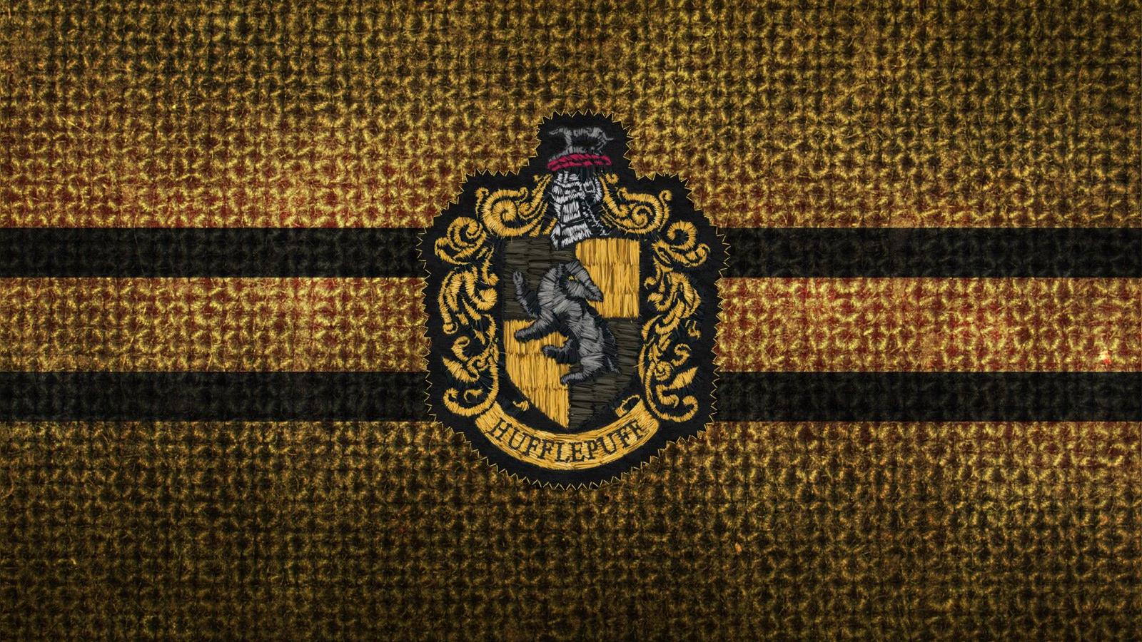 Free Download Harry Potter Hogwarts Hufflepuff Crest Best