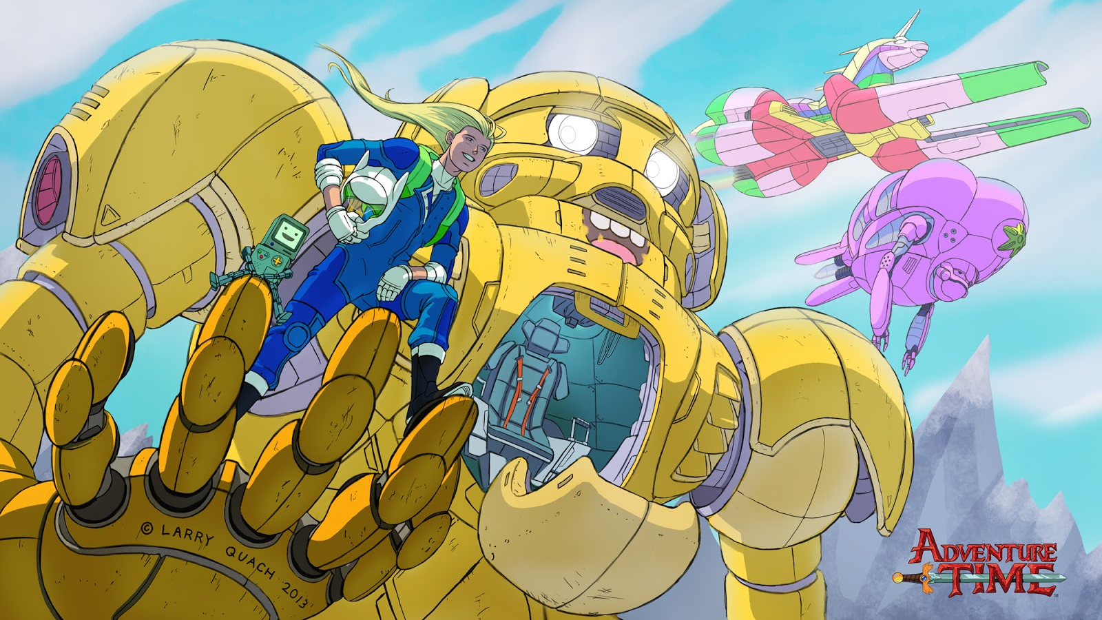 Free Download Geek Art Gallery Fresh Take Adventure Time