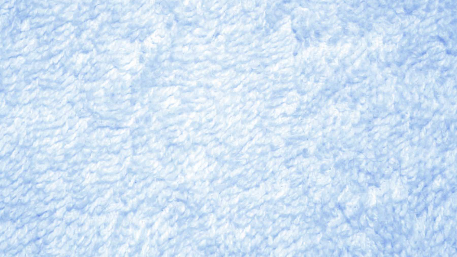 Free Download Baby Blue Terry Cloth Towel Background Image