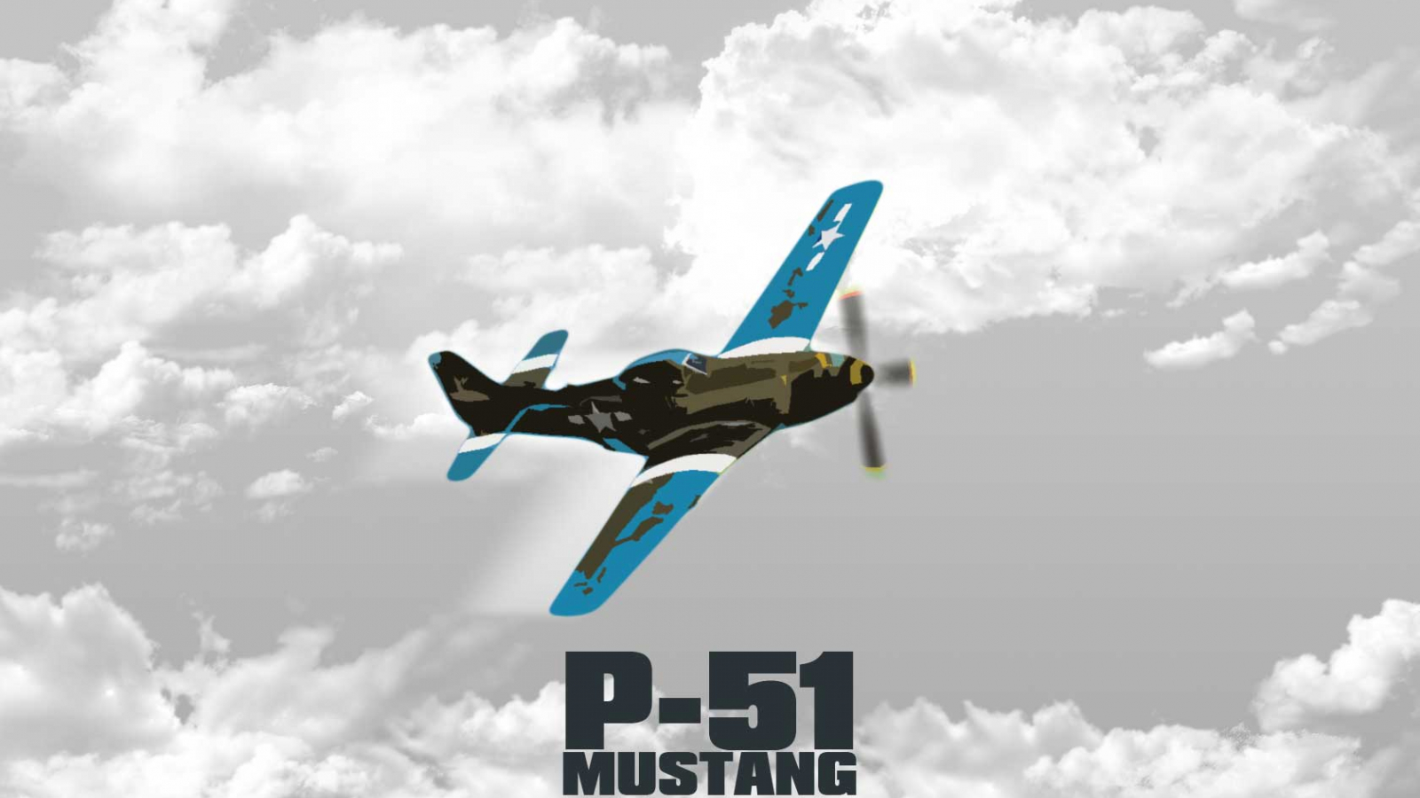 Free Download P51 Mustang Wallpaper By Kurtmancelik Customization
