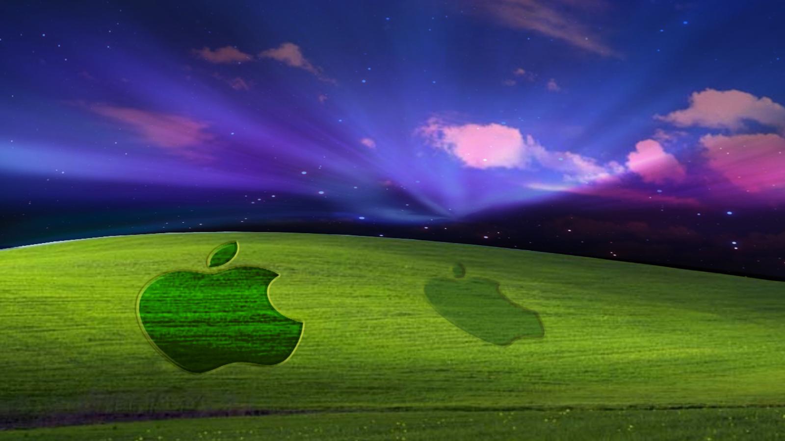 hintergrundbild mac