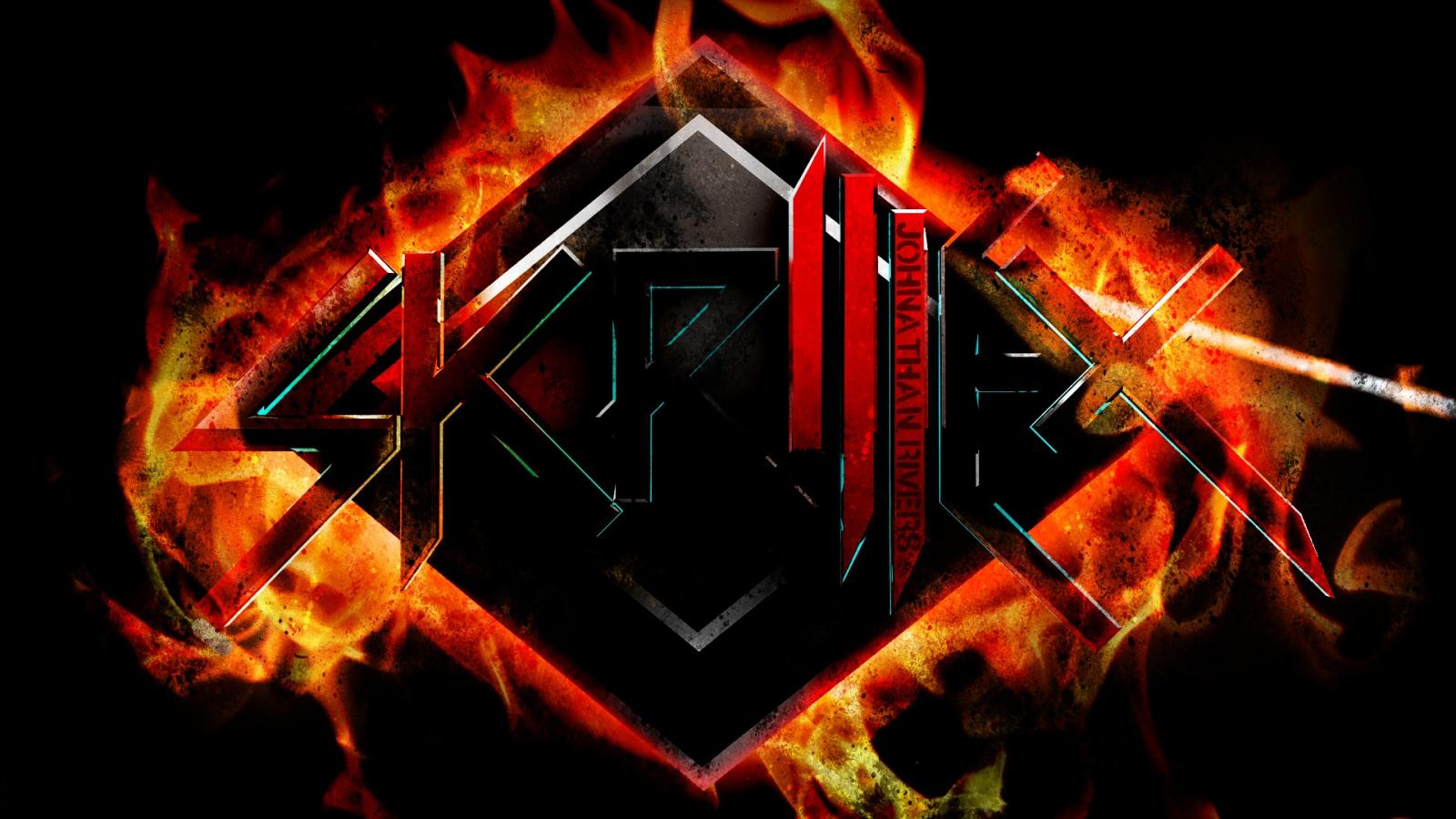 Free Download Skrillex Logos Wallpaper Hd 1080p Taringa 1920x1080