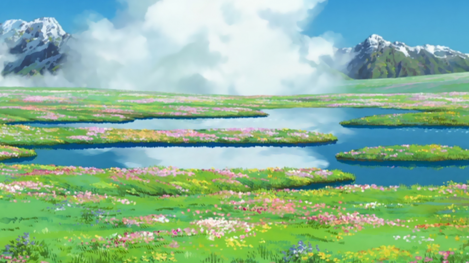 Free Download Howl Moving Castle Hd Wallpaper 1680x1050 For Your