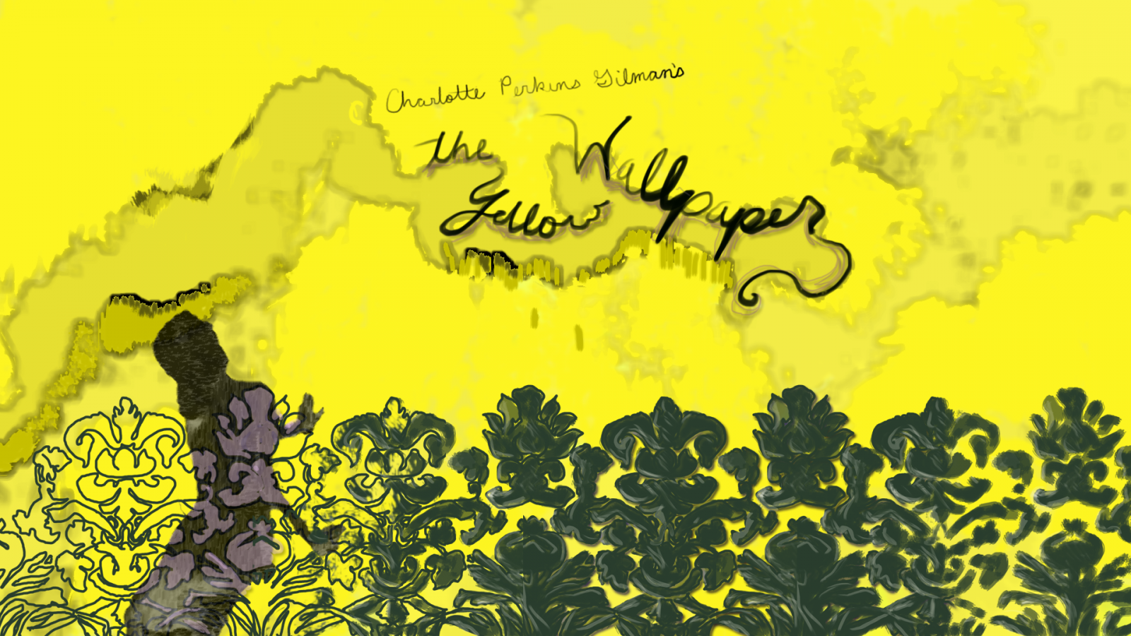 the similarity between the yellow wallpaper The two works are about women's rights, or the lack thereof for both main characters, nora of the doll house and the unnamed narrator of the yellow wallpaper.