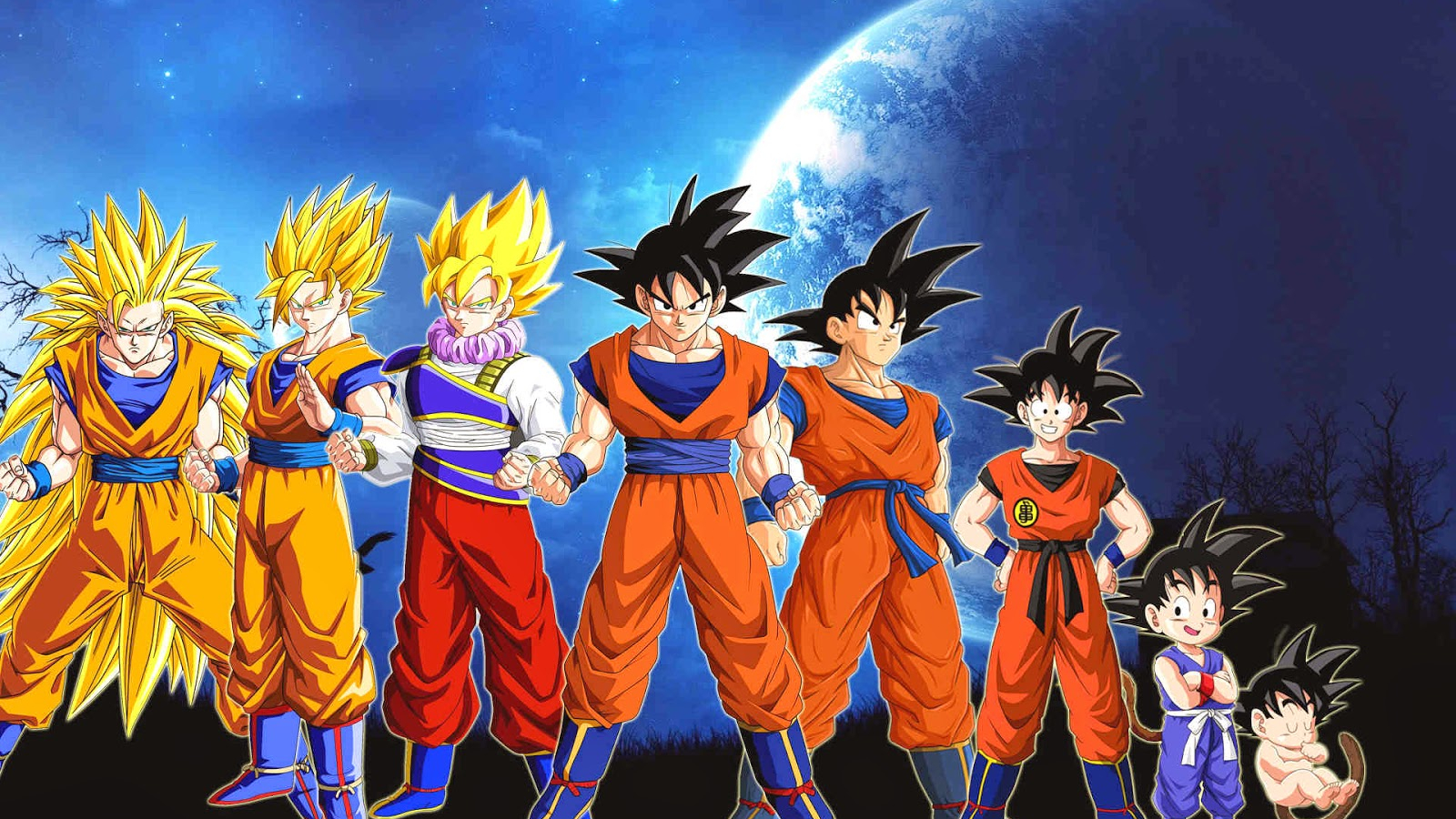 Free Download Dragon Ball Kid Goku Wallpaper Hd O Wallpaper