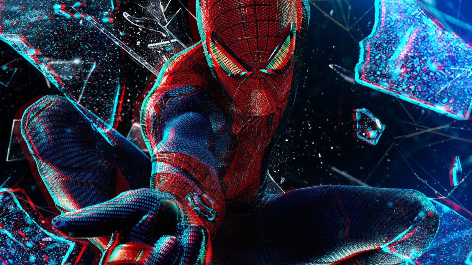 Free Download The Amazing Spider Man 3d 4k Hd Desktop