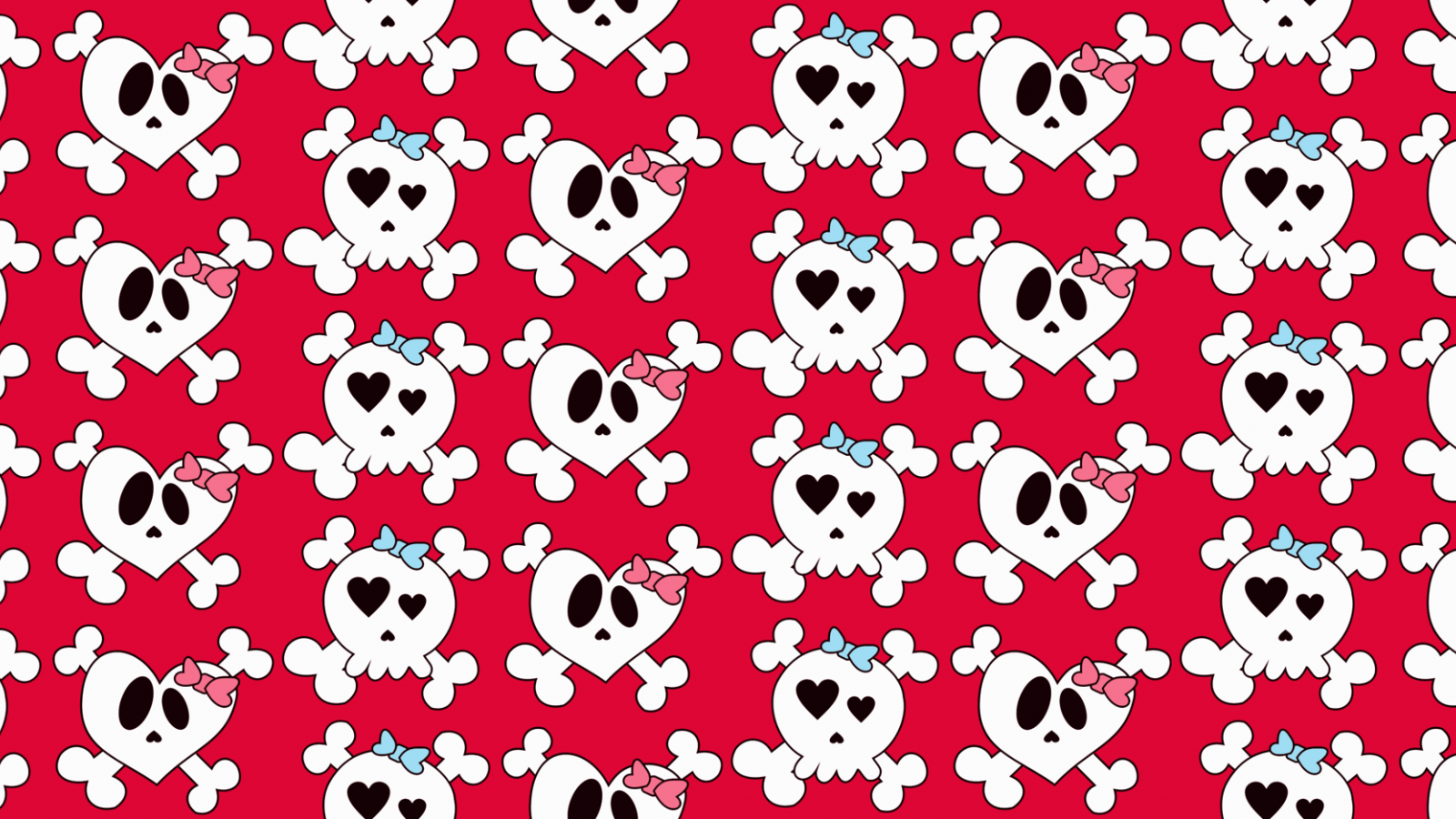 Free Download Girly Skull Wallpaper Viewing Gallery