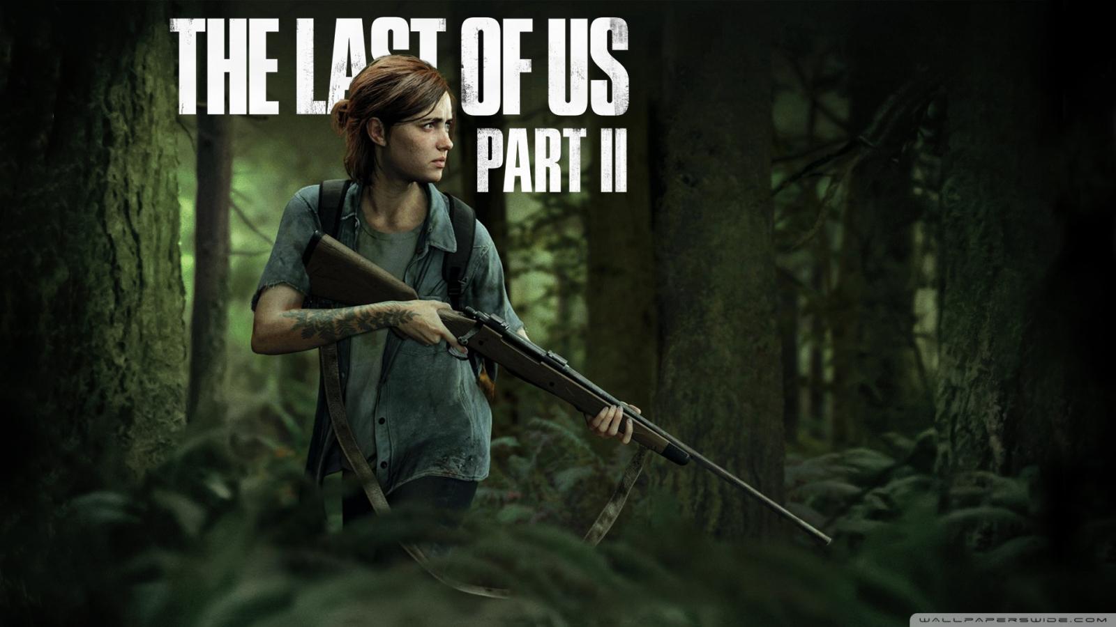Free Download The Last Of Us Part 2 4k Hd Desktop Wallpaper For 4k