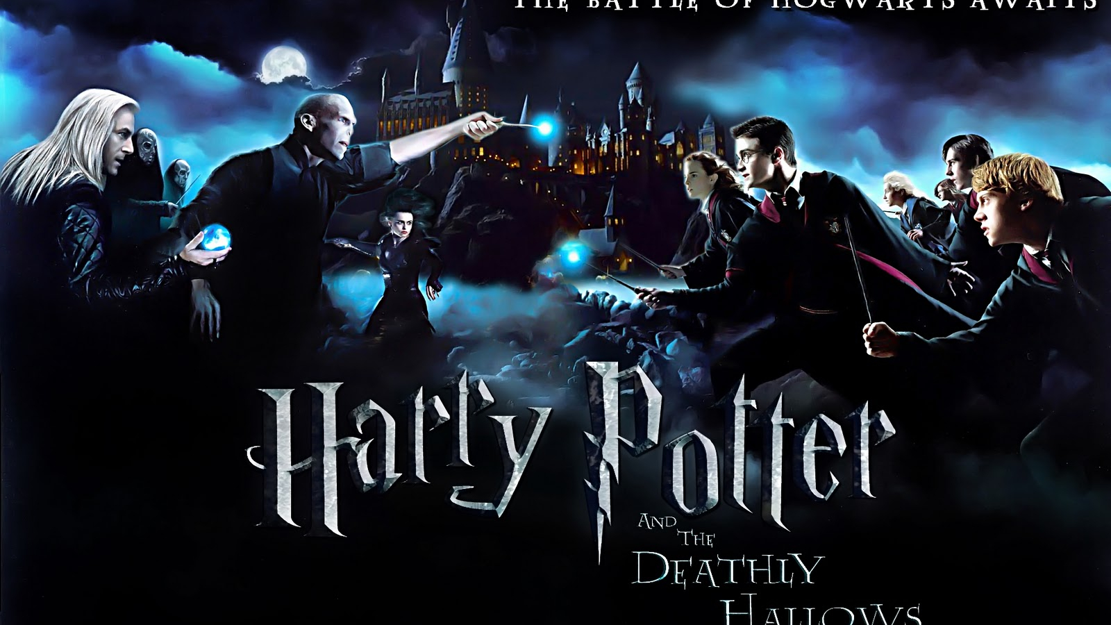 Free Download Wallpapers Harry Potter And The Deathly Hallows