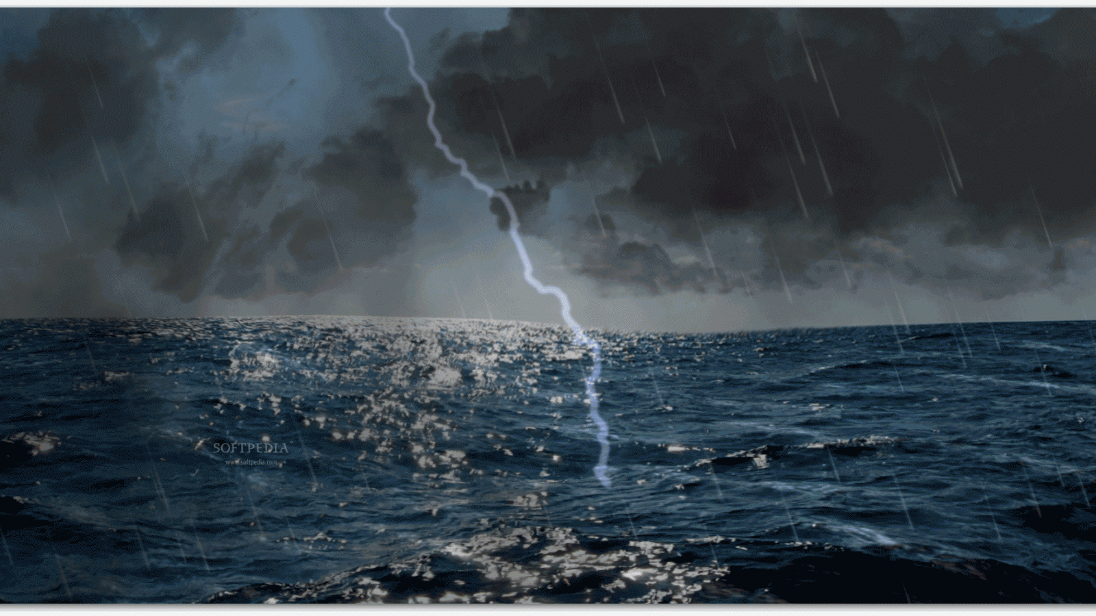 Stormy Sea 3D animated wallpaper ...