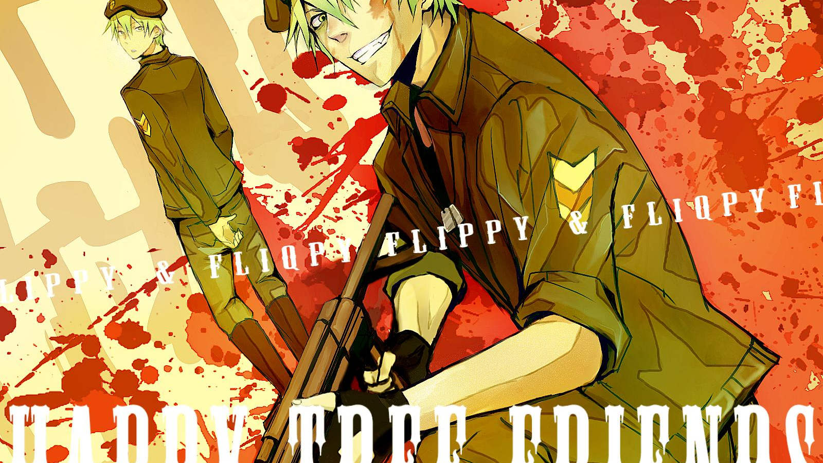 Free Download Happy Tree Friends Images Human Evil Flippy Hd