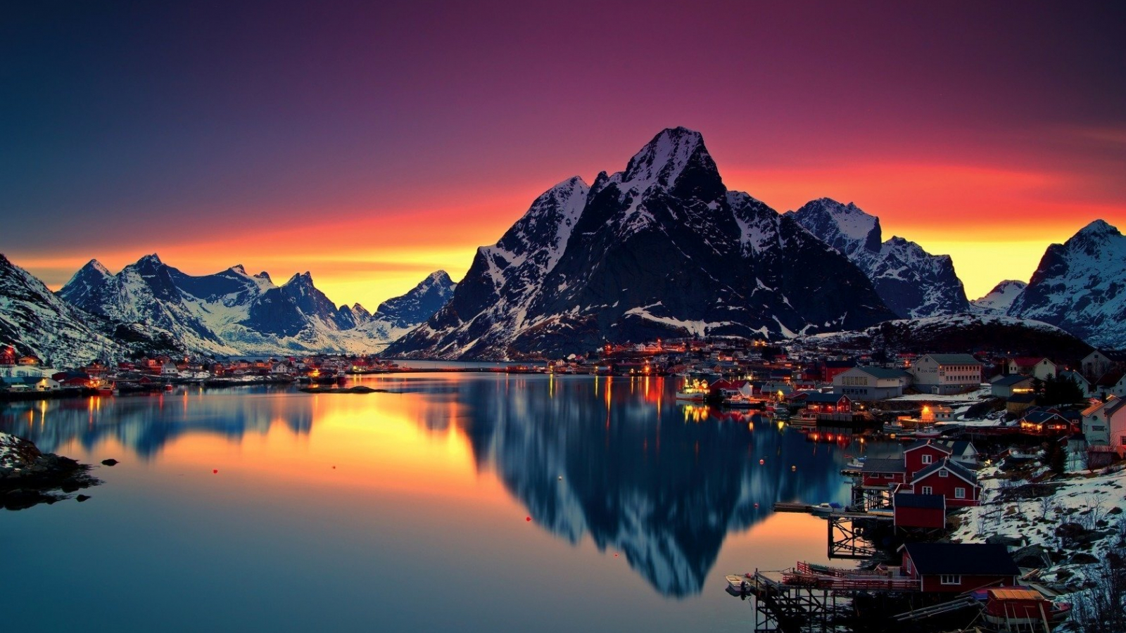 Free Download Lofoten Wallpapers 1680x1050 Desktop Backgrounds