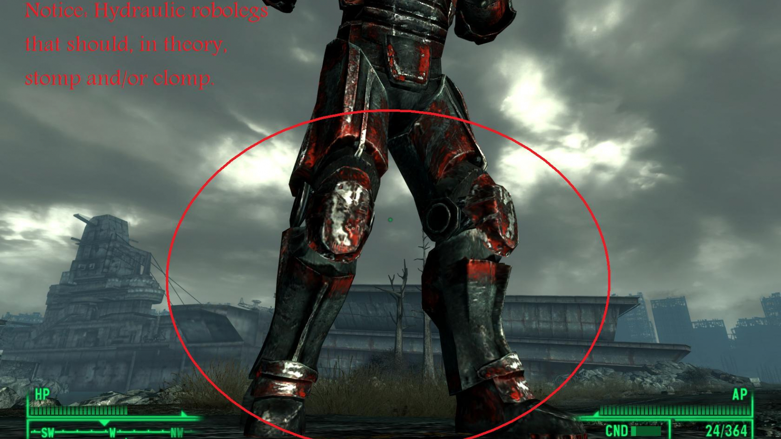 Free Download Power Armor Footstep Sfx At Fallout3 Nexus Mods And