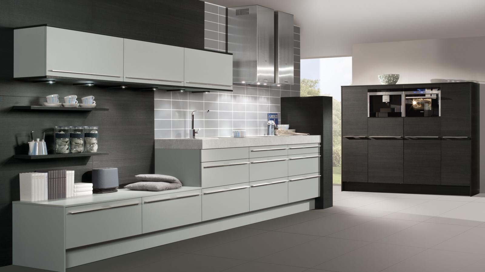 Laminate Base And Wall Cabinets