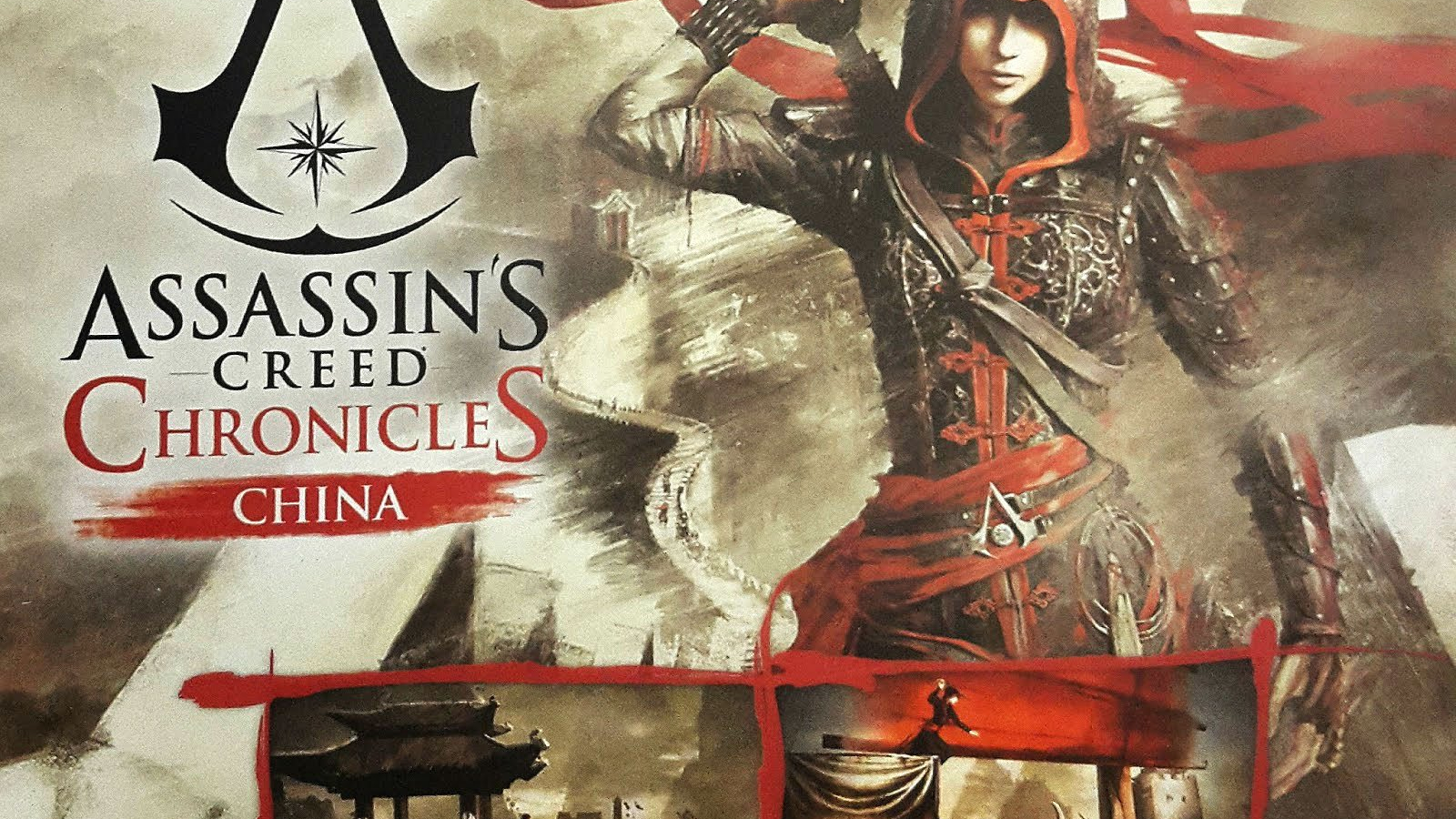Free Download Assassins Creed Chronicles China Adventure Action