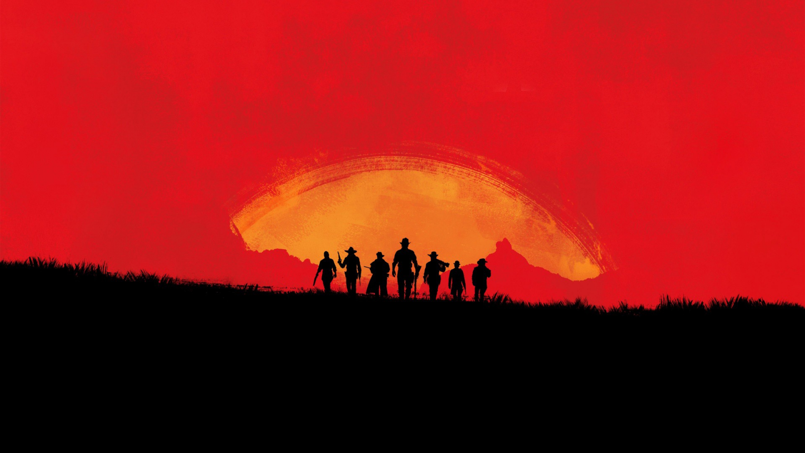 Free Download 2017 Red Dead Redemption 2 1080p Hd Wallpapers