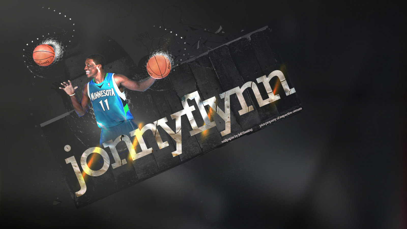 Free Download Jonny Flynn Basketball Wallpapers 1680x1050